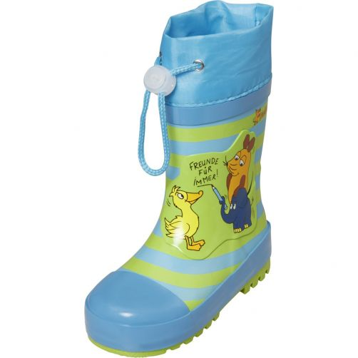 Playshoes---Rubber-boots-for-kids---BFF'S---Blue