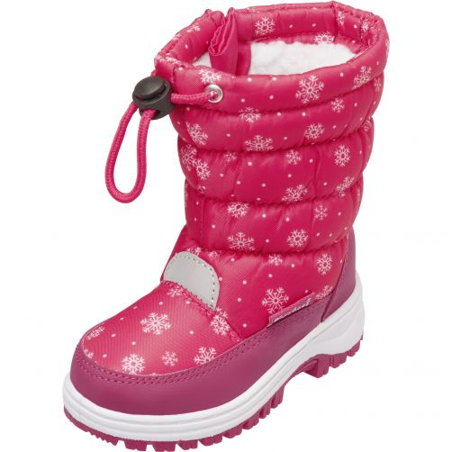 Playshoes---Winterboots-with-drawstring-for-kids---Snowflakes