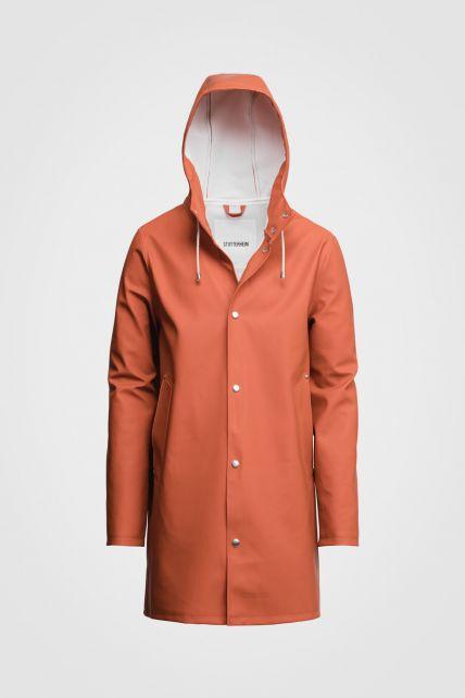 Stutterheim---Raincoat-for-men-and-women---Stockholm---Ginger
