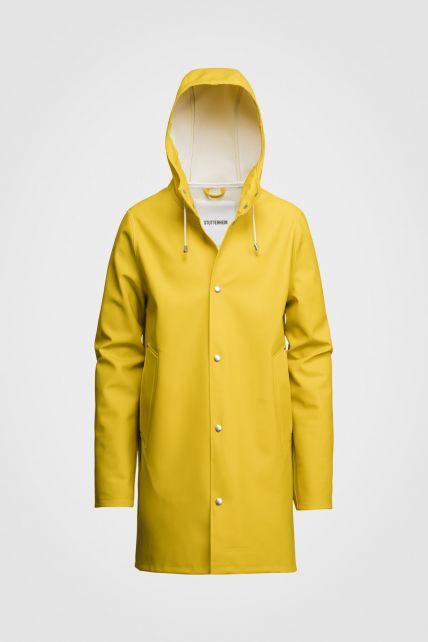 Stutterheim---Raincoat-for-men-and-women---Stockholm---Saffron