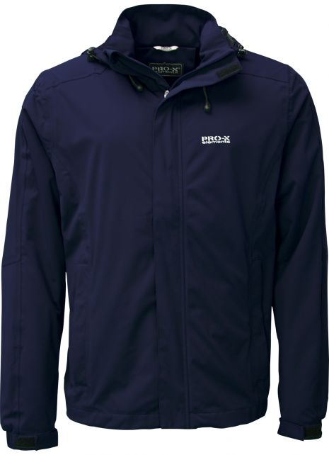 Pro-X-Elements---4WAY-stretch-rain-jacket-for-men-with-lining---Driver---Marine
