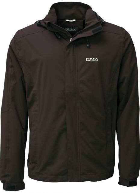 Pro-X-Elements---4WAY-stretch-rain-jacket-for-men-with-lining---Driver---Grey