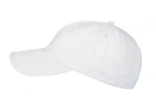 Hatland---Water-resistant-UV-Baseball-cap-for-men---Clarion---White