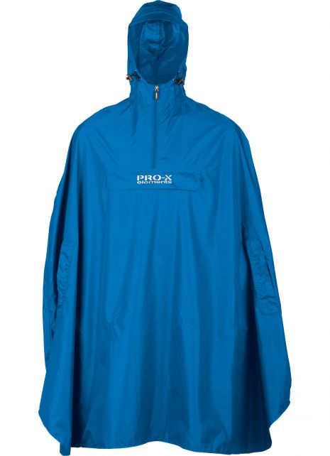 Pro-X-Elements---Cycling-poncho-for-adults---Pasofino---Royal-blue