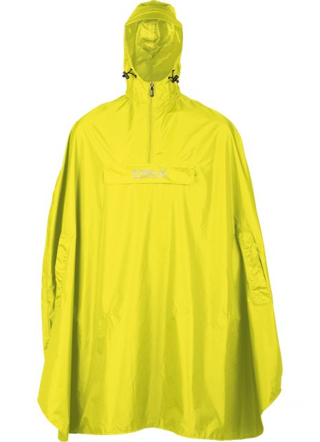 Pro-X-Elements---Cycling-poncho-for-adults---Pasofino---Neon-yellow