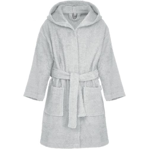 Playshoes---Terry-bath-robe-for-kids---Grey