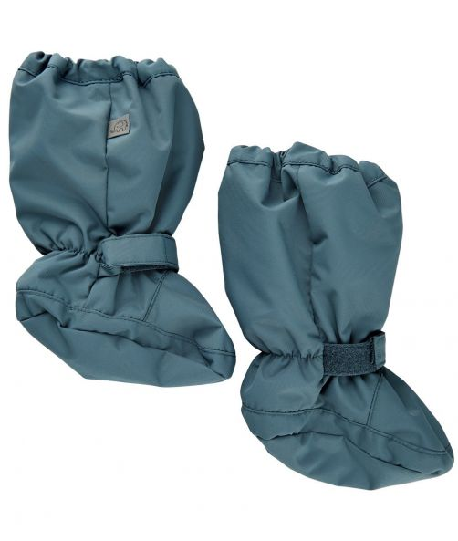 CeLaVi---Overshoes-with-fleece-lining-for-babies---Solid---Ice-blue