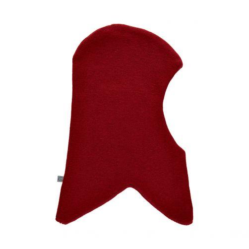 CeLaVi---Balaclava-for-kids---Knitted---Dark-red