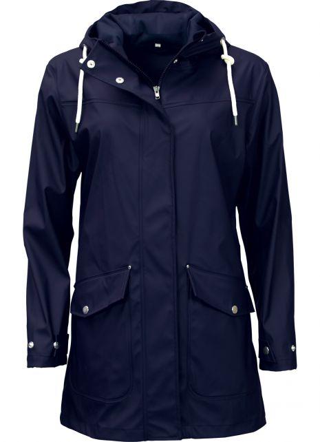 Pro-X-Elements---Rain-coat-for-women---Inga---Marine-blue