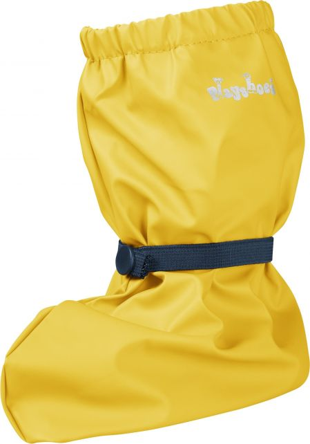 Playshoes---Overshoes-for-babies---Yellow