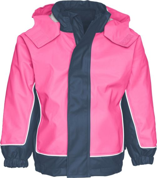 Playshoes---3-in-1-Rainjacket-two-toned---Navy/Pink