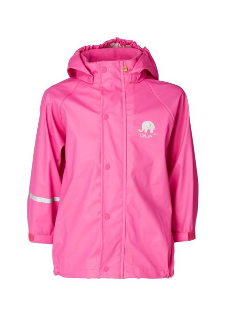 CeLaVi---Rain-Jacket-for-Kids---Pink
