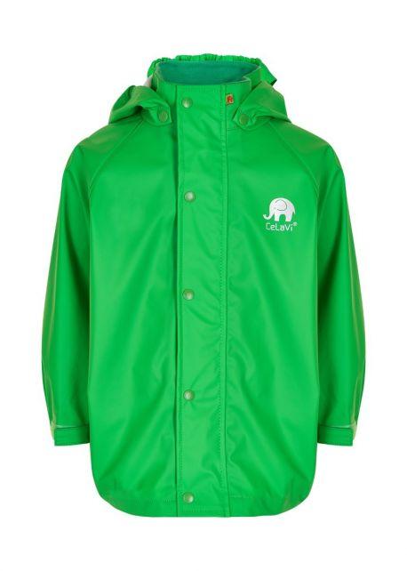 CeLaVi---Rain-Jacket-for-Kids---Green