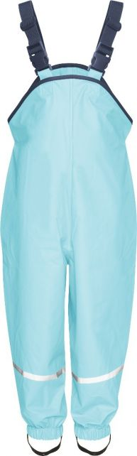 Playshoes---Rain-Pants-with-suspenders-for-kids---Turqoise