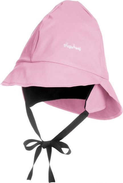 Playshoes---Rain-cap-with-fleece---Lightpink