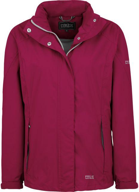 Pro-X-Elements---Packable-rain-jacket-for-women---Carrie---Berry