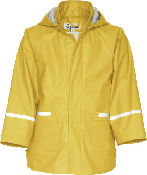 Playshoes---Rain-Jacket-Basic---Yellow