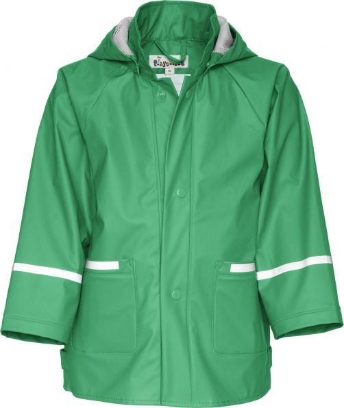 Playshoes---Rain-Jacket-Basic---Green