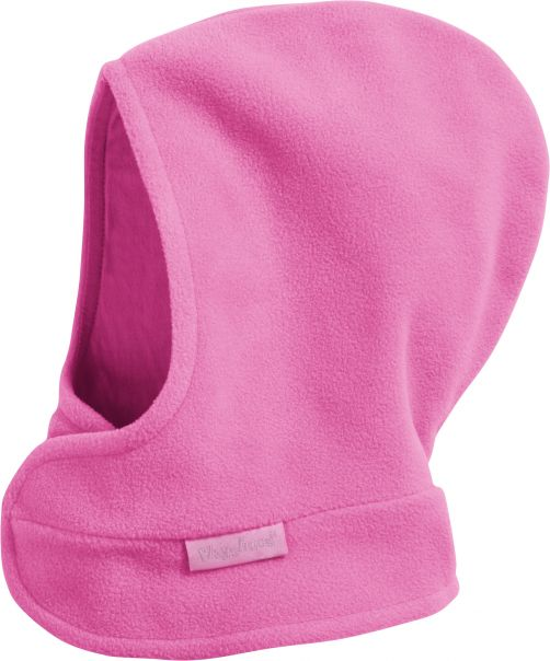 Playshoes---Fleece-hat-with-velcro---Pink
