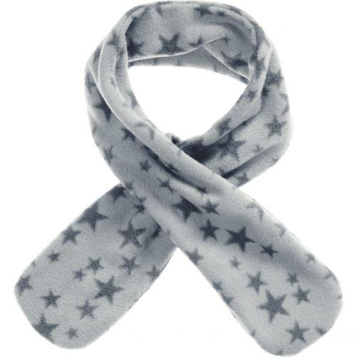 Playshoes---Fleece-scarf-for-kids---Onesize---Stars---Grey