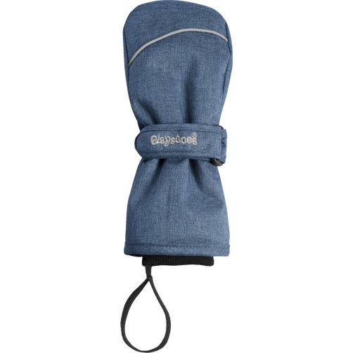 Playshoes---Mittens-for-kids---Jean-blue