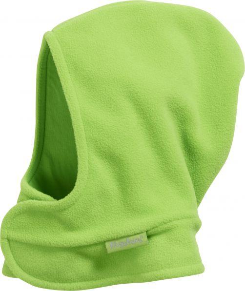 Playshoes---Fleece-hat-with-velcro---Green