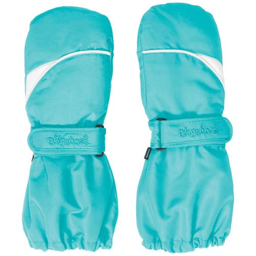 Playshoes---Winter-mittens-for-kids---Turquoise-