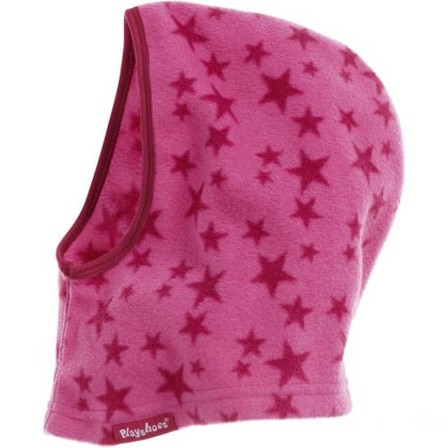 Playshoes---Fleece-hat-for-kids---Onesize---Stars---Pink