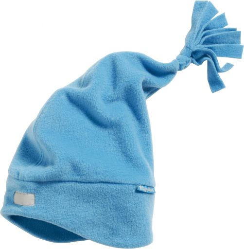 Playshoes---Fleece-hat-with-reflector---Aquablue