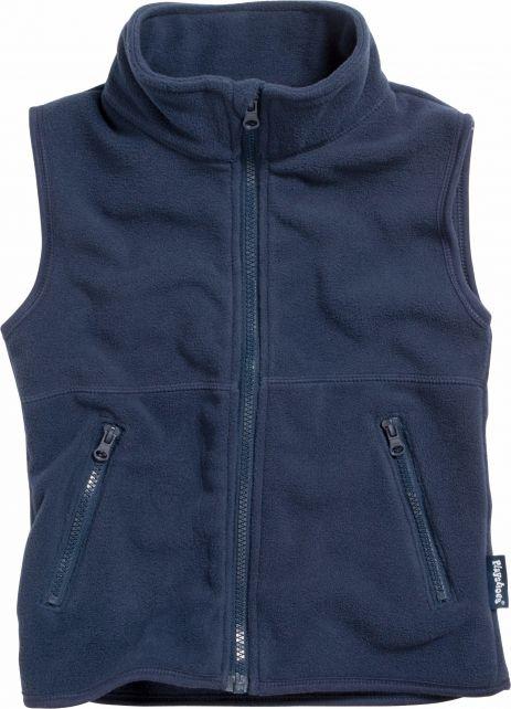 Playshoes---Fleece-vest-sleeveless---Navy