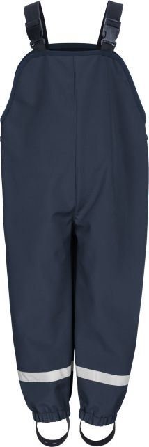 Playshoes---Softshell-Trousers-with-suspenders-for-kids---Navy