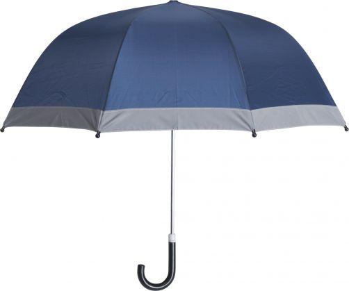 Playshoes---Children's-umbrella-with-Reflectors---Navy
