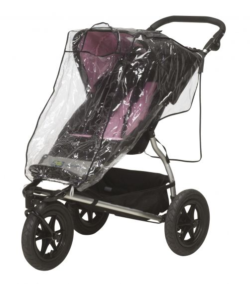 Playshoes---Rain-cover-for-buggy---Transparant
