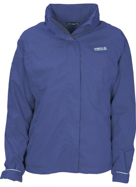 Pro-X-Elements---PXE-PRO-light-weight-rain-jacket-for-woman---Melinda---Soft-indigo