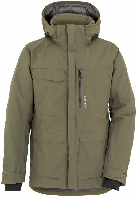 Didriksons---Rain-jacket-for-men---Sebastian---Fog-Green