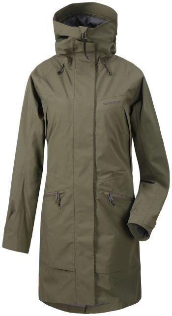 Didriksons---Raincoat-for-women---Ilma-Parka---Fog-Green