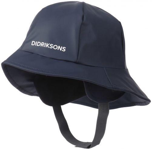 Didriksons---Rain-hat-for-children---Southwest---Darkblue