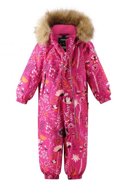 Reima---Snowsuit-for-babies---Reimatec---Lappi---Raspberry-pink
