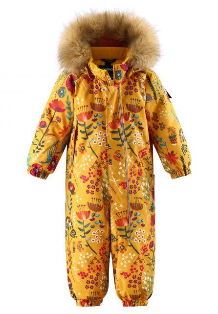 Reima---Snowsuit-for-babies---Reimatec---Lappi---Warm-yellow