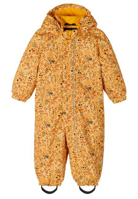 Reima---Winter-overall-for-babies---Puhuri---Orange-yellow