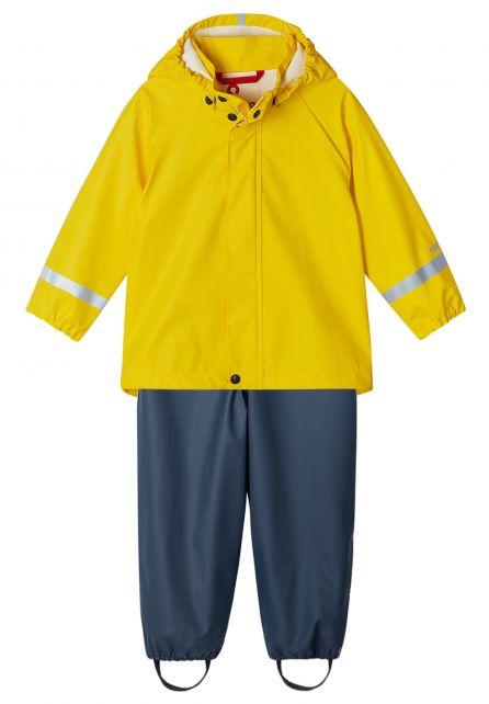 Reima---Rain-suit-for-children---Tihku---Yellow
