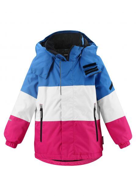 Reima---Ski-jacket-for-girls---Mountains---Raspberry-pink