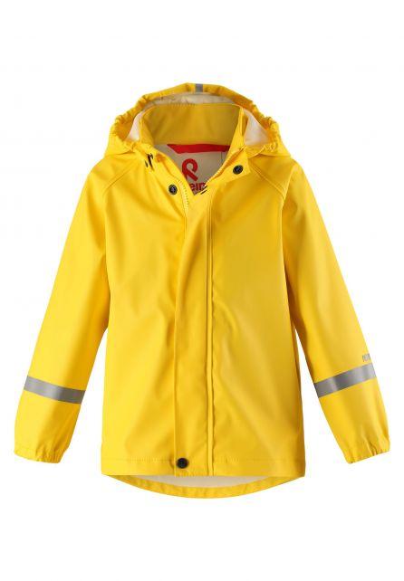 Reima---Raincoat-for-children---Lampi---Yellow