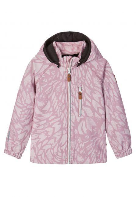 Reima---Softshell-jacket-for-children---Vantti---Rosy-pink