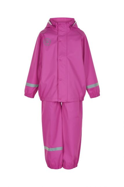 Color-Kids---Rainsuit-for-girls---Solid---Rose-Violet
