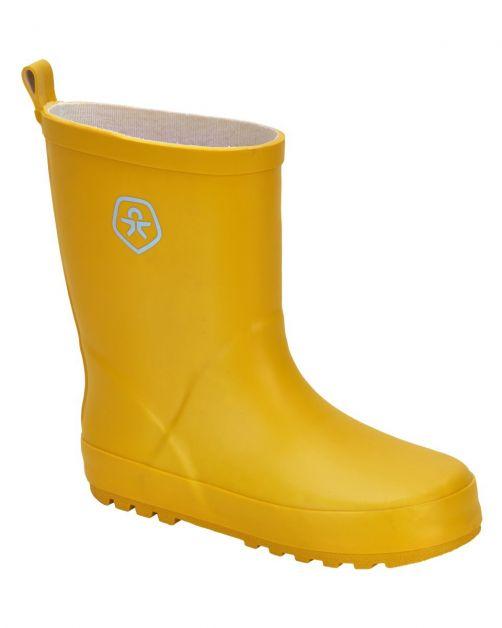 Color-Kids---Rainboots-for-children---Wellies---Yellow