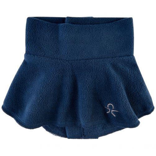 Color-Kids---Fleece-neckwarmer-for-children---Coll---Dark-blue