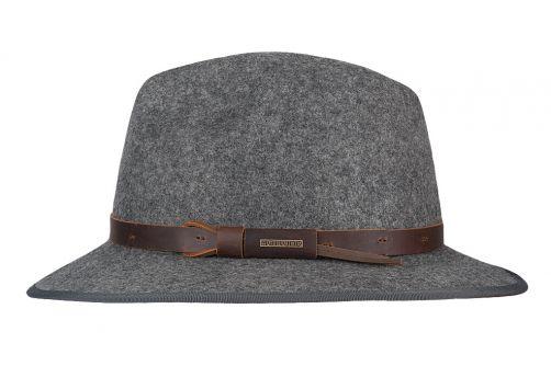 Hatland---Wool-hat-for-men---Woodstock---Anthracite