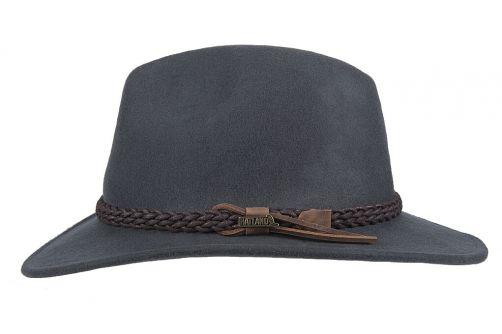 Hatland---Wool-hat-for-men---Stevenson---Anthracite