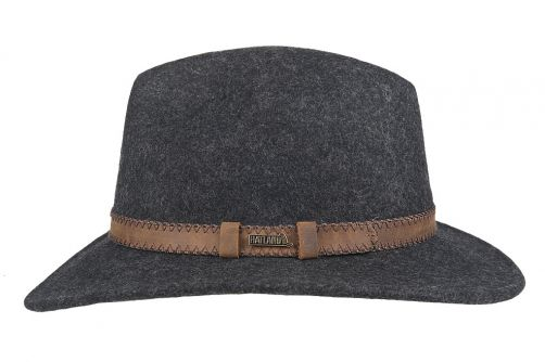 Hatland---Wool-hat-for-adults---Stanfield---Anthracite